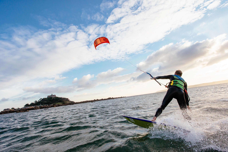 attività e kitesurf a Marina di Grosseto