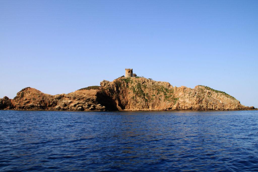 Isola dello Sparviero: l'isolotto simbolo della bandiera blu